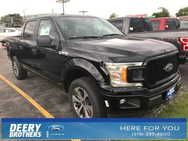 New 2019 Ford F-150 STX Truck 1FTEW1EP0KKD69173 in Iowa City, IA