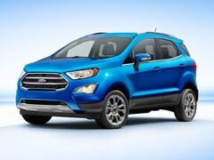 New 2020 Ford EcoSport SE SUV MAJ3S2GE2LC320837 in Iowa City, IA