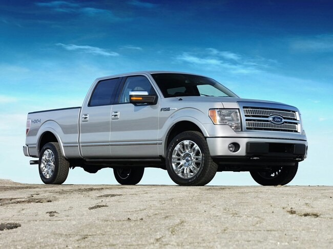 2012 Ford F-150 Platinum Truck