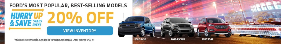 Ford's Most Popular, Best-Selling Models