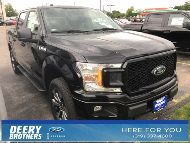 New 2019 Ford F-150 STX Truck 1FTEW1EP2KKD69174 in Iowa City, IA