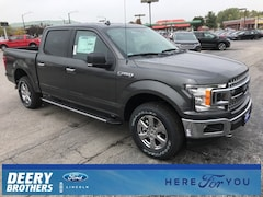 New 2018 Ford F-150 XLT Truck 1FTEW1E59JKF69482 in Iowa City, IA