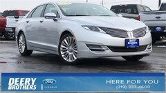Used 2016 Lincoln MKZ Reserve Sedan