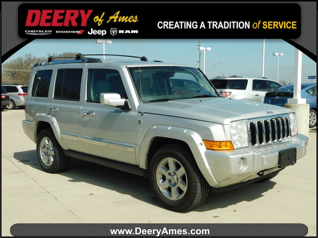 2008 Jeep Commander Overland SUV