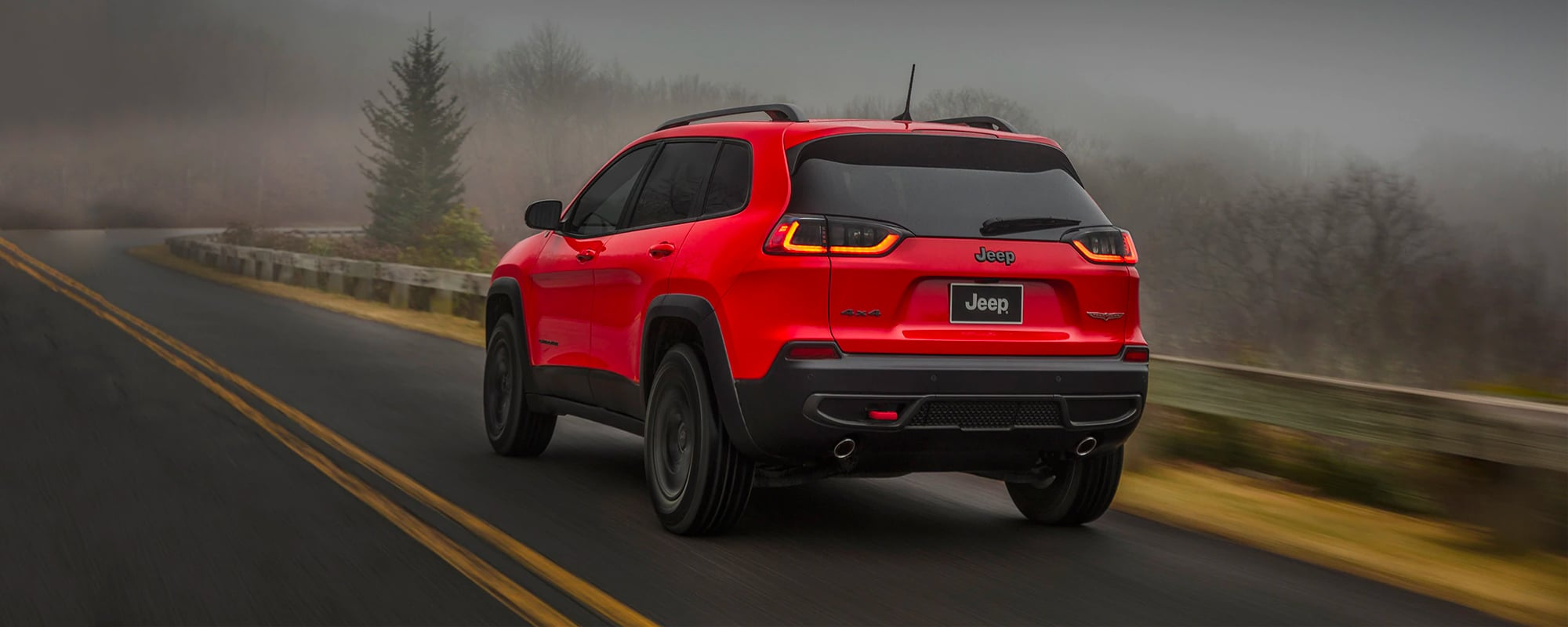 2019 Jeep Cherokee Overview