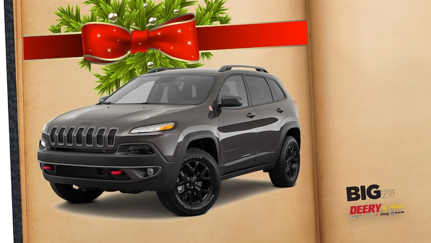 2018 Jeep Cherokee Holiday Specials