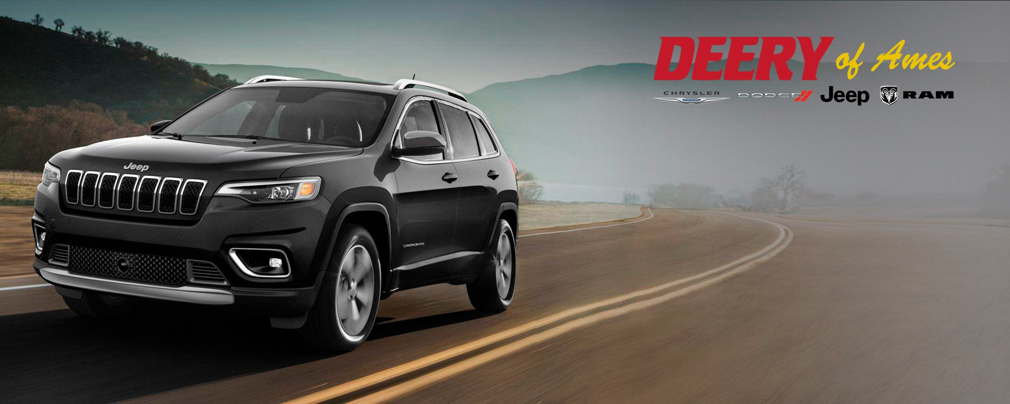 2019 Jeep Cherokee Overview - 1