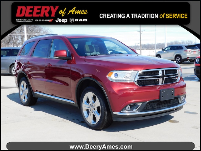 2014 Dodge Durango Limited SUV