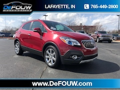 Used 2016 Buick Encore Leather SUV in Houston