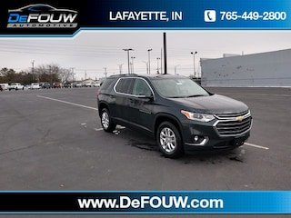 2019 Chevrolet Traverse LT Cloth w/1LT SUV for sale in Lafayette, IN