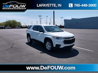 New 2019 Chevrolet Traverse LS w/1LS SUV for sale in Lafayette, IN