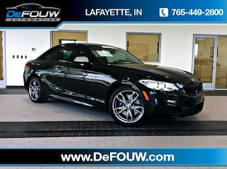 Certified Pre-Owned 2016 BMW M235i xDrive Coupe for sale in Lafayette, IN