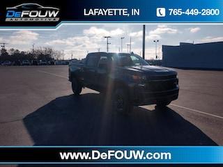2019 Chevrolet Silverado 1500 Silverado Custom Trail Boss Truck Crew Cab for sale in Lafayette, IN