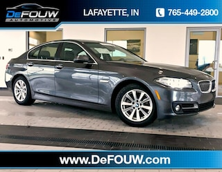 Certified Pre-Owned 2016 BMW 528i xDrive Sedan for sale in Lafayette, IN