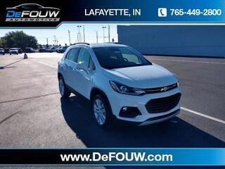 New 2019 Chevrolet Trax Premier SUV for sale in Lafayette, IN