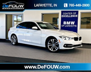 Certified Pre-Owned 2017 BMW 330i xDrive Sedan for sale in Lafayette, IN