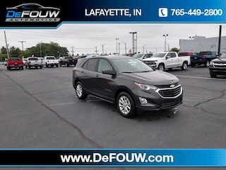 New 2019 Chevrolet Equinox LS SUV for sale in Lafayette, IN