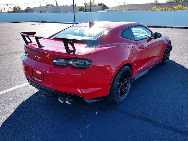 New 2019 Chevrolet Camaro For Sale at Bill DeFOUW Of