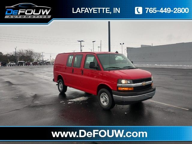 2019 Chevrolet Express 2500 Van Cargo Van