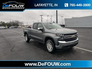New 2019 Chevrolet Silverado 1500 LT Truck Double Cab for sale in Lafayette, IN