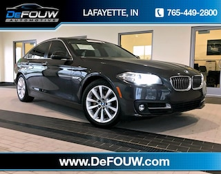 Certified Pre-Owned 2016 BMW 535i xDrive Sedan for sale in Lafayette, IN