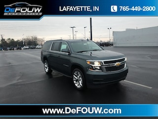 New 2019 Chevrolet Suburban LT SUV for sale in Lafayette, IN