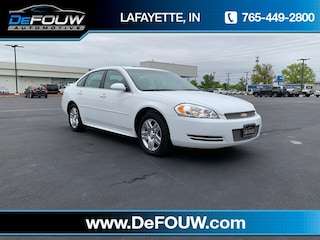 2012 Chevrolet Impala LT (Fleet Only) Sedan for sale in Lafayette IN