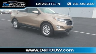New 2019 Chevrolet Equinox LT w/1LT SUV for sale in Lafayette, IN