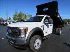 New 2017 Ford F-550 Chassis XL Truck Regular Cab for Sale in Elma, NY