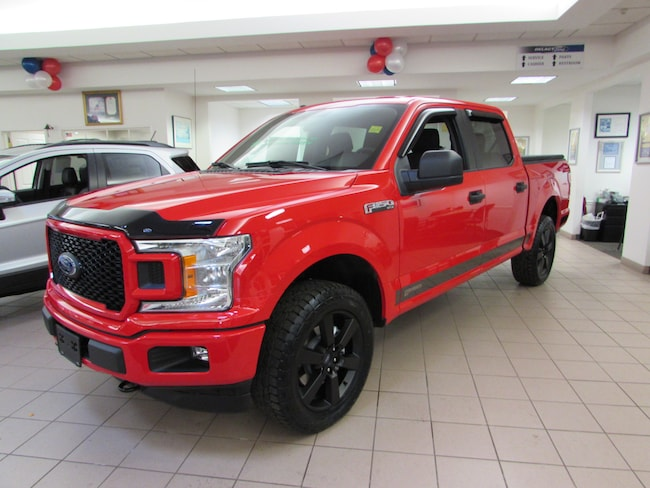 New 2018 Ford F-150 XL Truck SuperCrew Cab for sale in Elma