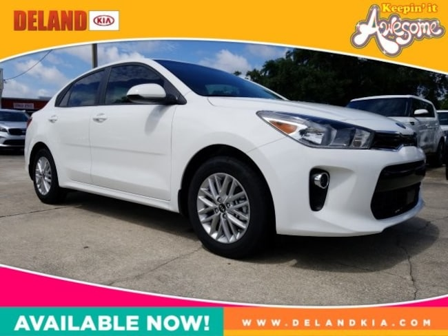 New 2018 Kia Rio EX Sedan for sale in Deland, FL