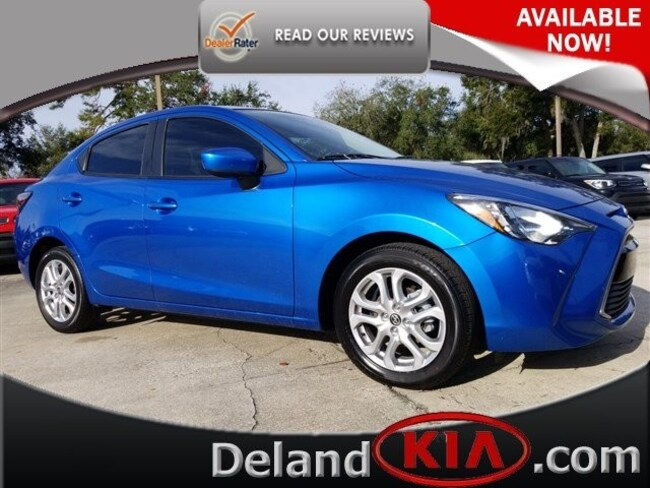 Used 2016 Scion iA Sedan in Deland, FL