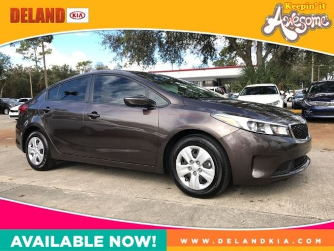 New 2017 Kia Forte LX Sedan for sale in Deland, FL