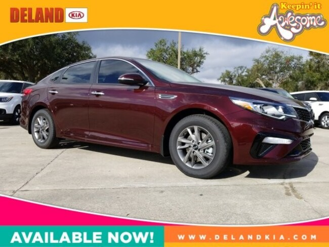 New 2019 Kia Optima LX Sedan for sale in Deland, FL