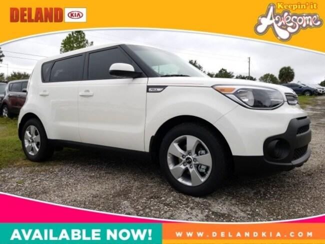 New 2019 Kia Soul Base SUV for sale in Deland, FL