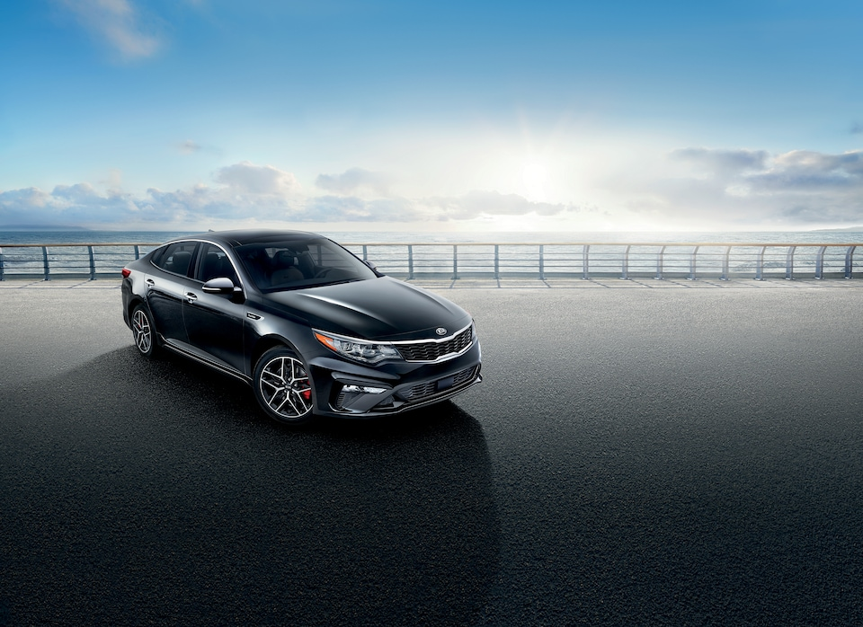 New KIA Optima SX Sedan Deland Kia