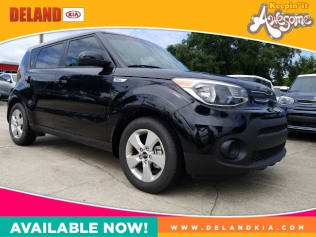New 2018 Kia Soul Base SUV for sale in Deland, FL