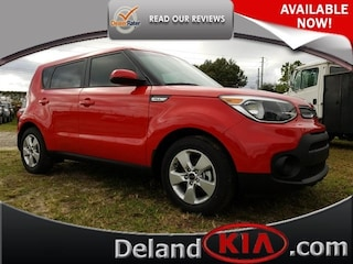 2019 Kia Soul Base SUV KNDJN2A20K7683118 In Deland FL