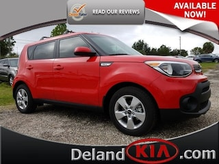 2019 Kia Soul Base SUV KNDJN2A21K7681443 In Deland FL