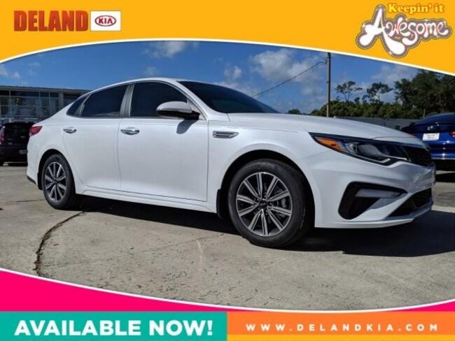 New 2019 Kia Optima LX Sedan for sale in Deland, FL