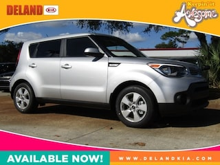 2018 Kia Soul Base SUV KNDJN2A20J7504784 In Deland FL