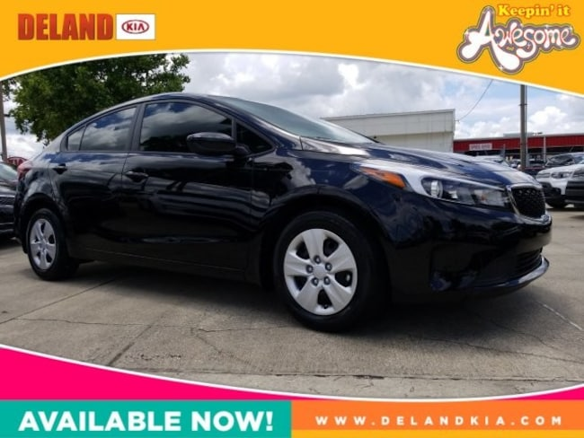 New 2018 Kia Forte LX Sedan for sale in Deland, FL