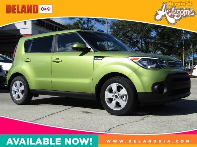 2017 Kia Soul Base SUV