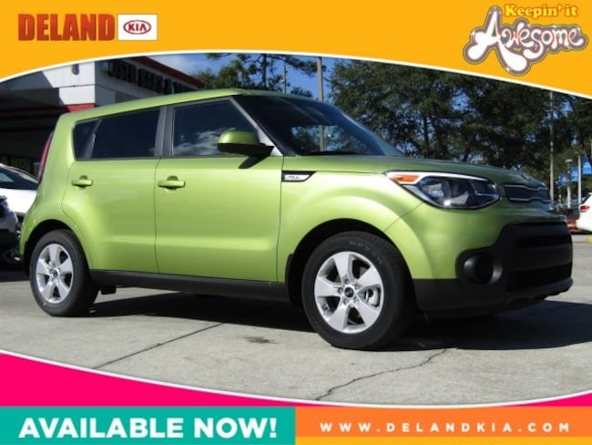 New 2017 Kia Soul Base SUV for sale in Deland, FL