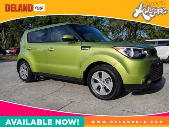 Used 2016 Kia Soul LX+ in Deland, FL