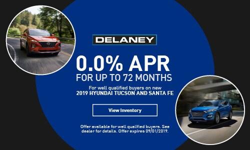 2019 Hyundai Tucson and Santa Fe
