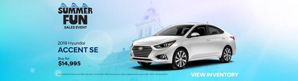 2019 Hyundai Elantra SE Special