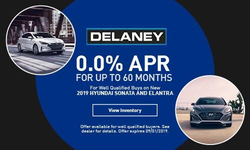 2019 Hyundai Sonata and Elantra