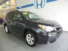 Certified Pre-Owned 2016 Subaru Forester 2.5i Premium SUV For sale in Indiana PA, near Blairsville