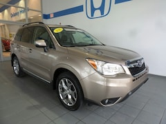 Certified Pre-Owned 2016 Subaru Forester 2.5i Touring SUV For sale in Indiana PA, near Blairsville